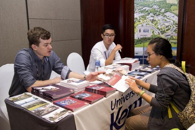 Cơ hội gặp gỡ và phỏng vấn cùng Đại diện tuyển sinh của Trường Đại học và Tập đoàn Giáo dục đến từ Anh và Úc