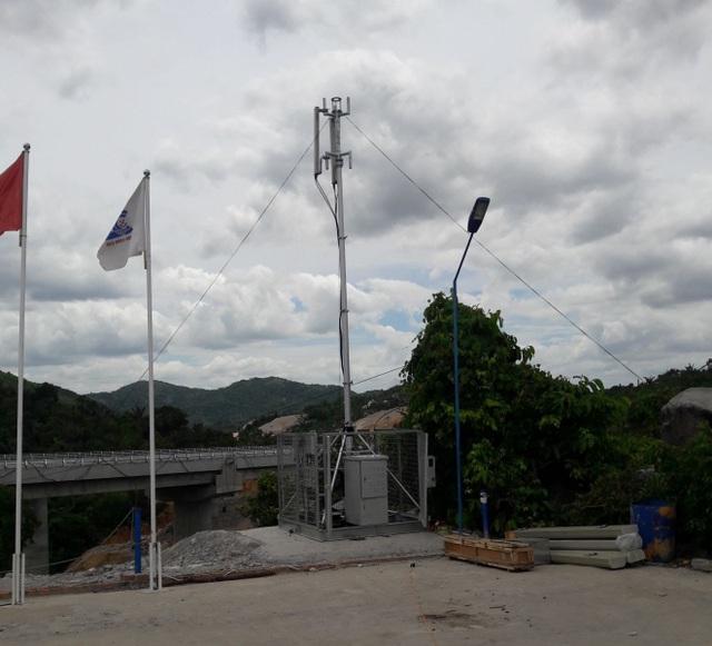 Viettel phủ sóng hầm đường bộ đầu tiên tại Việt Nam - 2