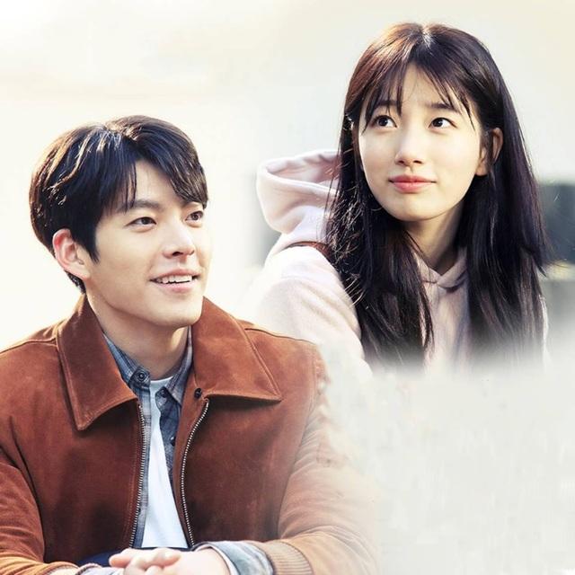 """Yêu không kiểm soát là sự kết hợp hoàn hảo của bộ đôi ngôi sao """"Người thừa kế"""" Kim Woo Bin và """"tình đầu quốc dân"""" Suzy."""