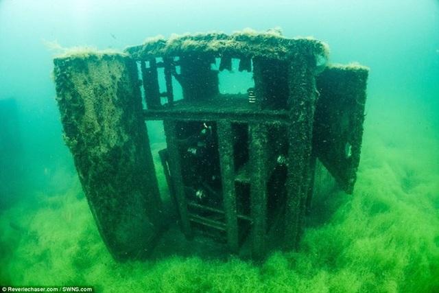 Khám phá nhà tù Rummu - Điểm đến ưa thích của thợ lặn thế giới - 3