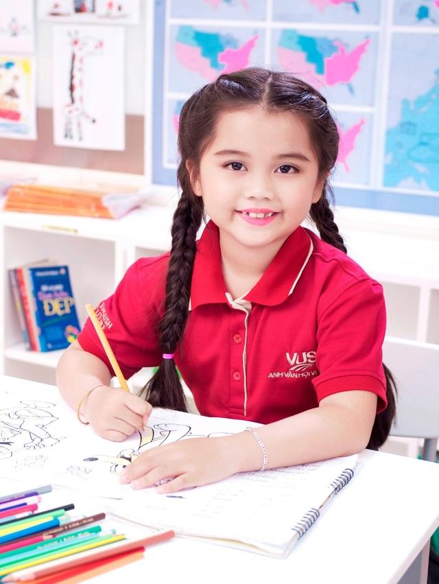 Bài học tiếng Anh trực quan sinh động giúp trẻ tiếp thu hiệu quả