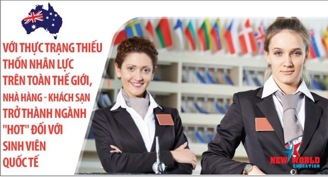 Thực trạng thiếu nhân lực trên toàn thế giới ngành Nhà hàng - Khách sạn - 2