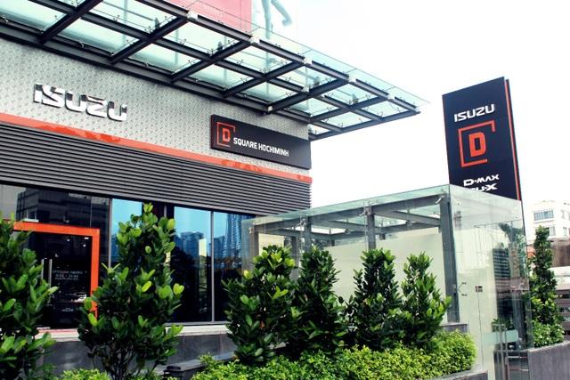 D Square Hồ Chí Minh nằm trong trung tâm thương mại Pearl Plaza - số 561A Điện Biên Phủ, Phường 25, Quận Bình Thạnh, TP.HCM.