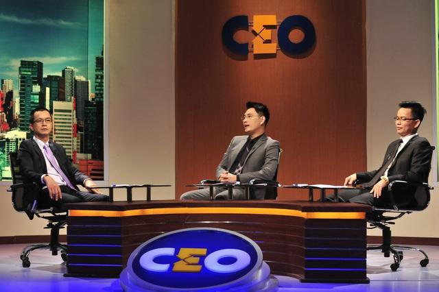 Anh Ngô Bàng Long tham gia chương trình CEO – Chìa Khoá Thành Công