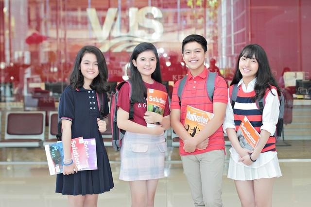 Chương trình Young Leaders tại VUS hoàn thiện các kỹ năng Anh ngữ cần thiết, sẵn sàng cho các kỳ thi chứng chỉ quốc tế