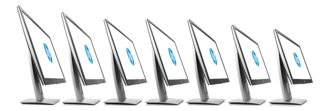 Dòng màn hình HP EliteDisplay có độ phân giải cao, dùng công nghệ LED siêu tiết kiệm điện năng.