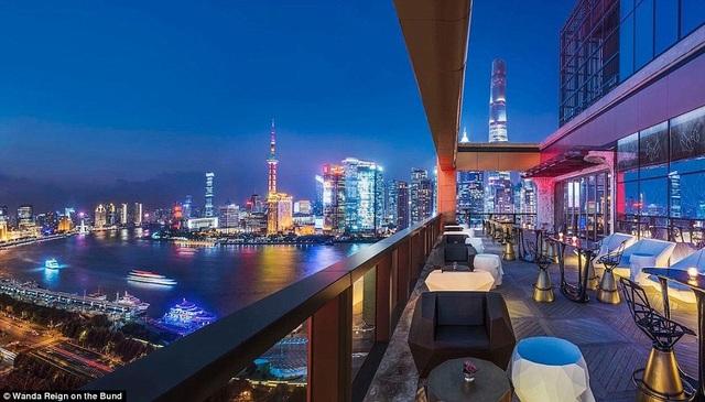 Bên trong khách sạn sang trọng nhất Trung Quốc - 2