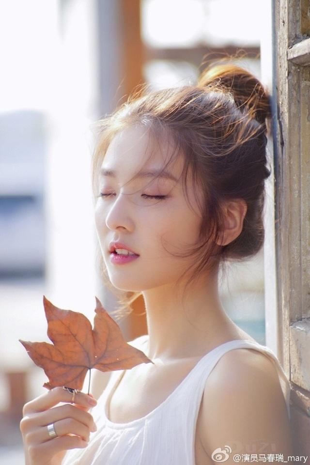 """""""Lạc mất hồn"""" vì nữ sinh trường điện ảnh Thượng Hải - 3"""