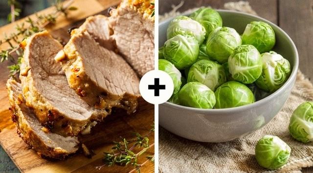 """Những loại thực phẩm """"kết đôi"""" với nhau mang lại hiệu quả gấp bội - 2"""