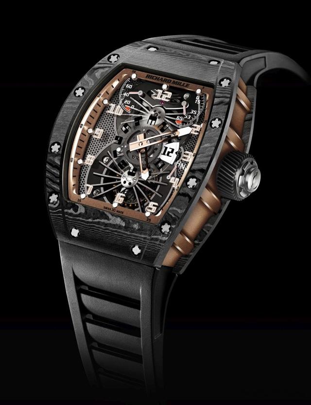 Chiêm ngưỡng đồng hồ Richard Mille hơn 15 tỉ đồng của đại gia Việt - 2