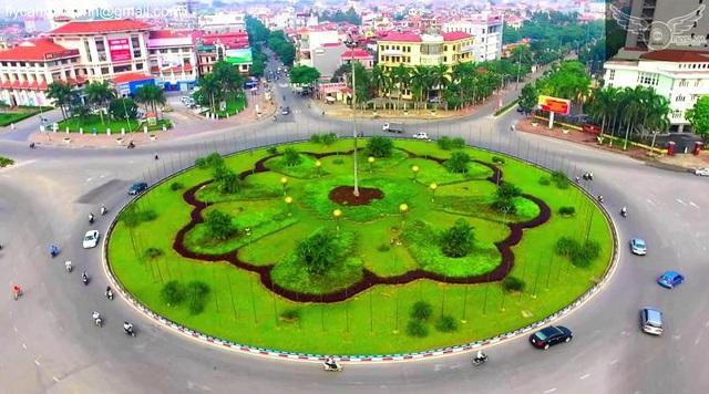 Một góc ngã 6, nơi vị trí đắc địa bậc nhất tại Thành phố Bắc Ninh