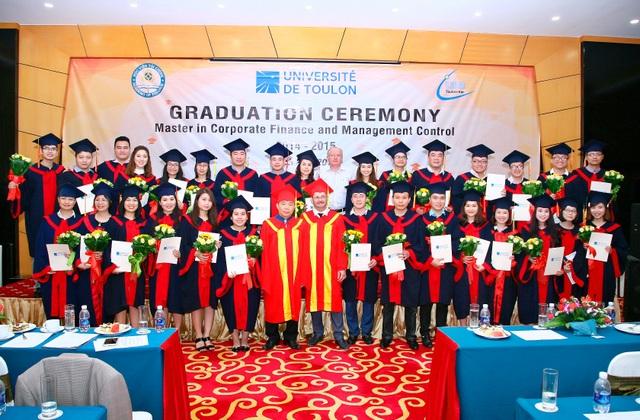 Học viện Tài chính: Tuyển sinh Thạc sỹ Tài chính doanh nghiệp và Kiểm soát quản trị khóa 8 - 2