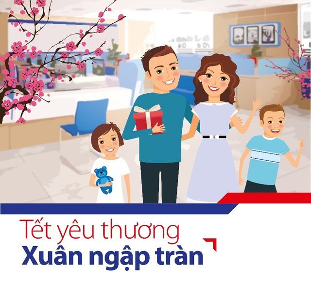 Cẩn trọng để lựa chọn đúng nơi gửi gắm khoản tiết kiệm sẽ giúp gia đình bạn an tâm đón tết