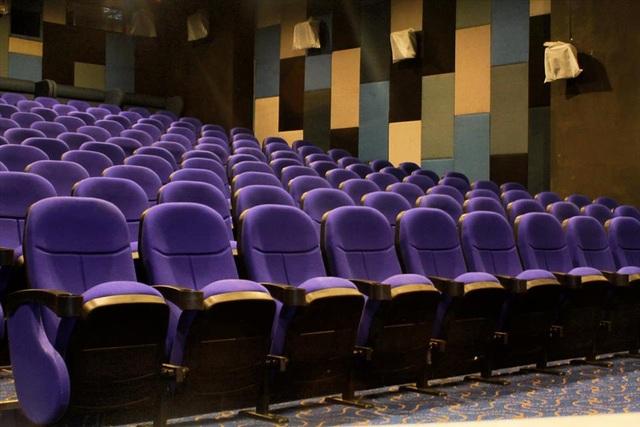 Hệ thống âm thanh, ánh sáng, ghế ngồi đạt chất lượng quốc tế chắc chắn sẽ đem lại cho người xem những trải nghiệm khó quên