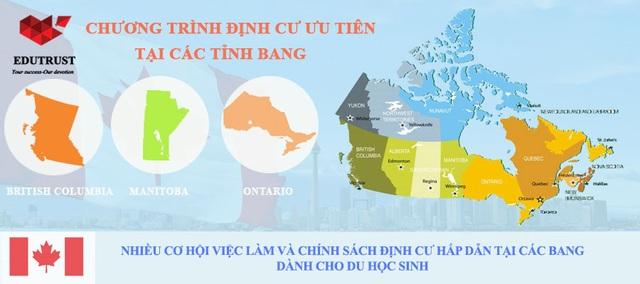 Định cư hợp pháp tại Canada bằng con đường du học - 2