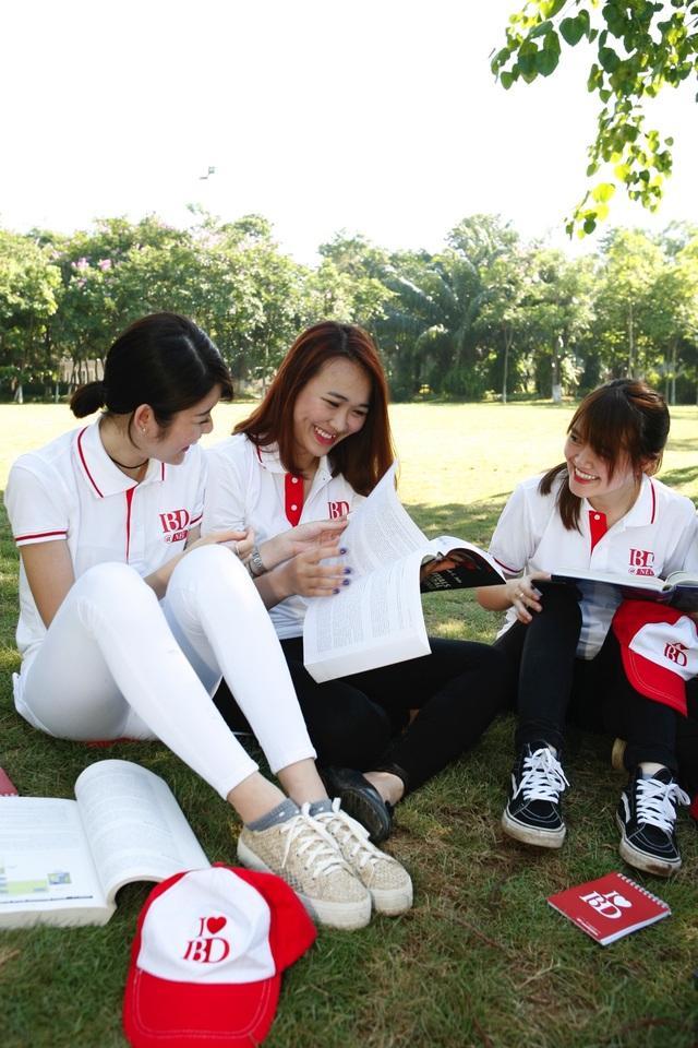 """IBD@NEU là môi trường để sinh viên tự tin """"Khám phá và khẳng định chính mình""""."""