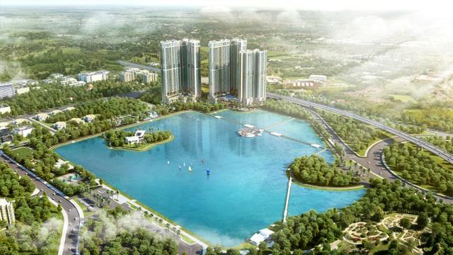 UBND Hà Nội chủ trương xây dựng các công viên xanh và hồ điều hòa
