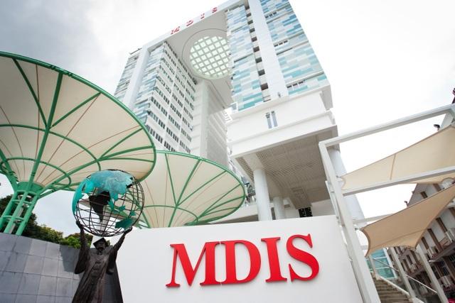 Kí túc xá MDIS nằm ngay trong khuôn viện trường tạo môi trường an toàn và thuận tiện cho du học sinh