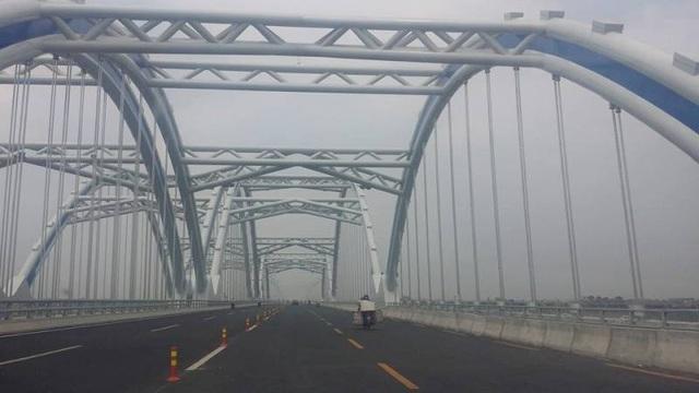 """Những cây cầu giữ kỉ lục """"nhất"""" Việt Nam - 3"""
