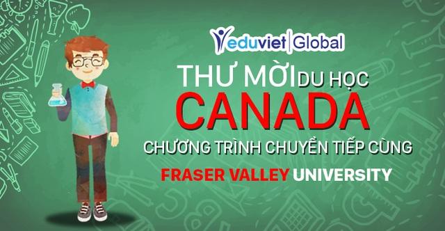 Vào thẳng đại học danh tiếng tại Canada mà không phải chứng minh tài chính - 3