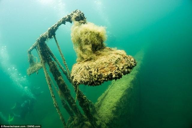 Khám phá nhà tù Rummu - Điểm đến ưa thích của thợ lặn thế giới - 4