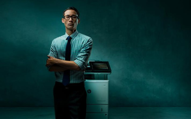 Công nghệ bảo mật in ấn của HP như một tấm chắn bảo vệ