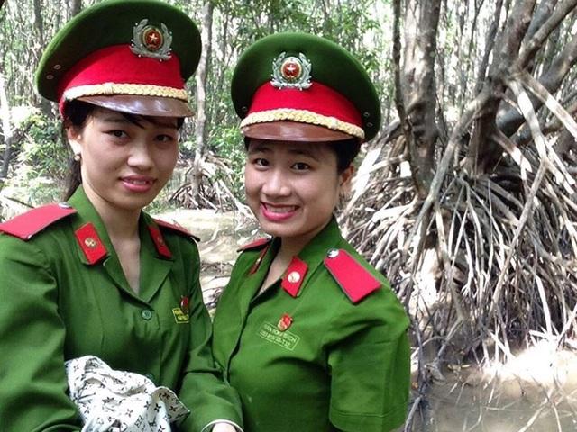 Nữ sinh viên Cảnh sát học giỏi, nhiệt huyết với công tác Đoàn - 4