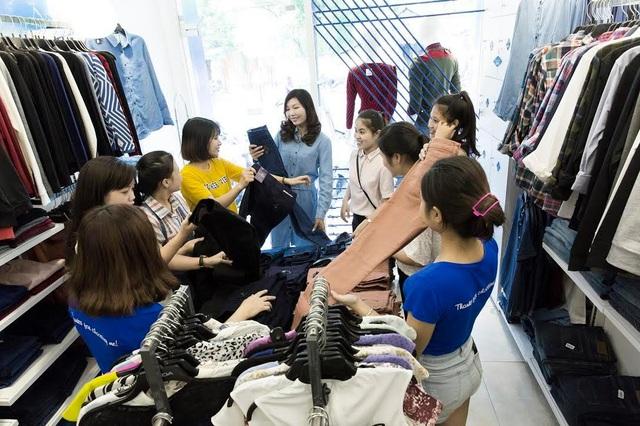Cơ hội đổi Jeans cũ lấy Jeans mới ở Hà Nội - 3