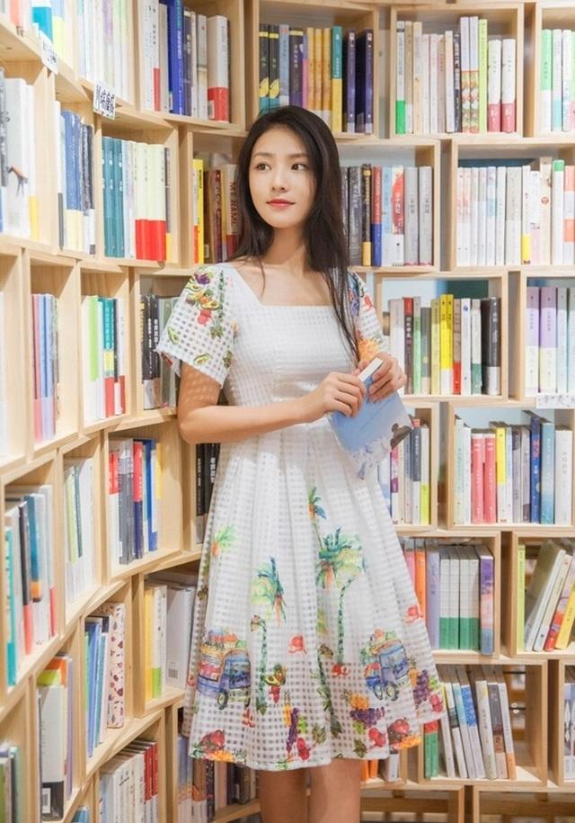 """""""Lạc mất hồn"""" vì nữ sinh trường điện ảnh Thượng Hải - 4"""
