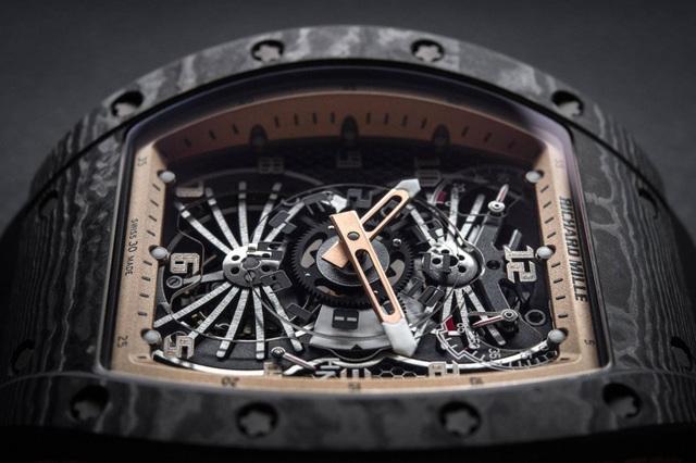 Chiêm ngưỡng đồng hồ Richard Mille hơn 15 tỉ đồng của đại gia Việt - 3
