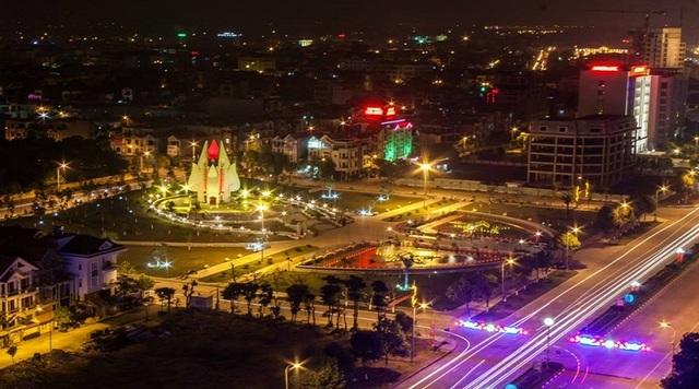 Thành phố Bắc Ninh đang chuyển mình ngày một lớn mạnh