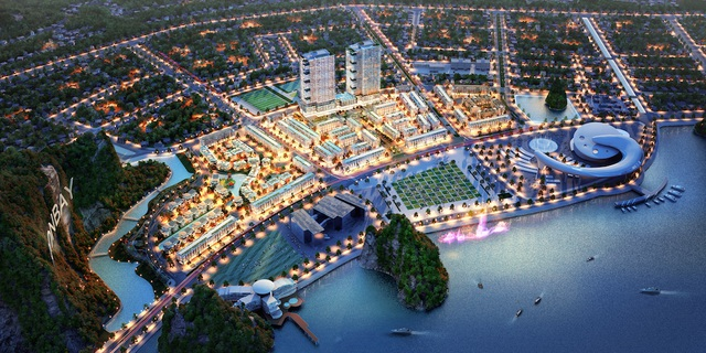Lựa chọn mới cho giới nhà giàu Quảng Ninh - 3