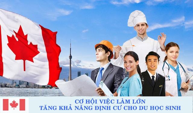 Định cư hợp pháp tại Canada bằng con đường du học - 3