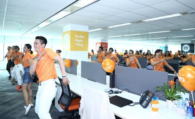 Ở FWD, mỗi người đều là một nhân viên truyền thông giàu năng lượng và nhiệt huyết.