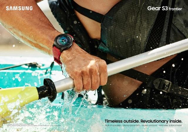 Giải mã sức hút của Samsung Gear S3 - 5