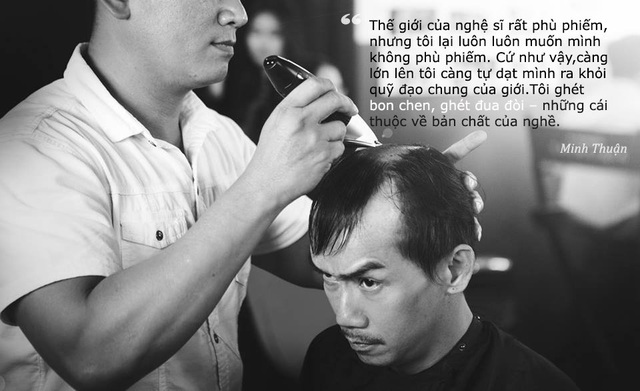 Câu nói của Minh Thuận khiến nhiều người bất ngờ - 5