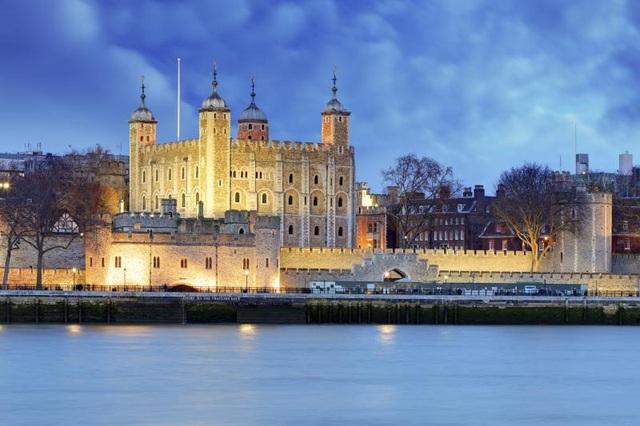 """Khám phá những địa điểm """"quý tộc"""" tại London - 4"""