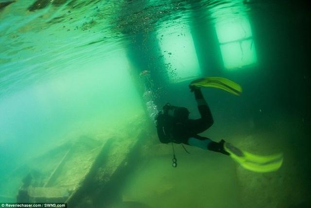 Khám phá nhà tù Rummu - Điểm đến ưa thích của thợ lặn thế giới - 5