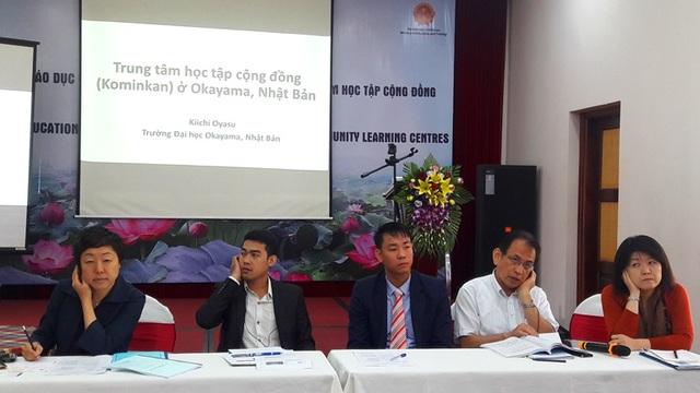 Các đại biểu quốc tế như Nhật bản, Lào, Campuchia