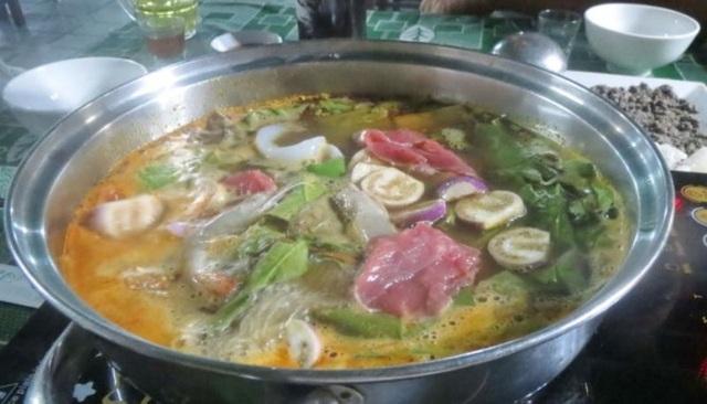 Món ăn mang đậm hương vị núi rừng, khẩu vị lạ, kích thích vị giác nhiều người.