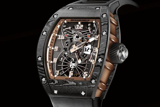 Chiêm ngưỡng đồng hồ Richard Mille hơn 15 tỉ đồng của đại gia Việt - 4