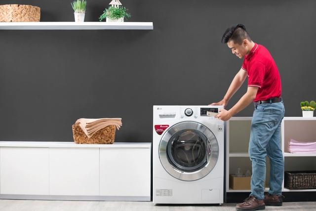 Máy giặt lồng ngang đã được cải tiến như thế nào? - 4