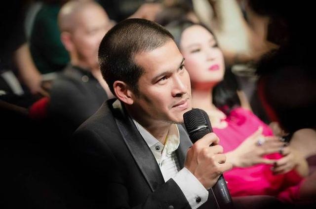 Đạo diễn Việt Tú khẳng định sẽ mang những hiệu ứng đẳng cấp quốc tế tới show diễn này