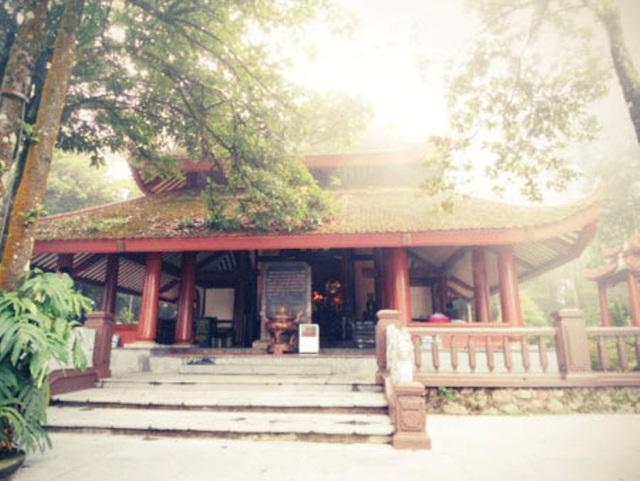 Đền thờ Bác Hồ