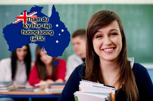 Thực tập hưởng lương mang đến rất nhiều lợi ích cho sinh viên quốc tế. Không những giúp sinh viên hoà nhập tốt hơn với kinh tế Úc và tạo điều kiện kiếm thêm thu nhập, sinh viên còn có cơ hội làm việc cho doanh nghiệp của Úc đúng ngành nghề, các cơ hội được nhận lại sau tốt nghiệp, mở rộng các mối quan hệ xã hội, vv …
