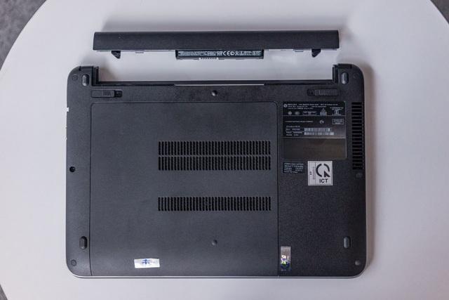 Pin có thể tháo rời và nâng cấp dung lượng lớn hơn