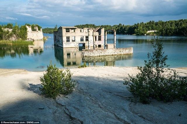 Khám phá nhà tù Rummu - Điểm đến ưa thích của thợ lặn thế giới - 6