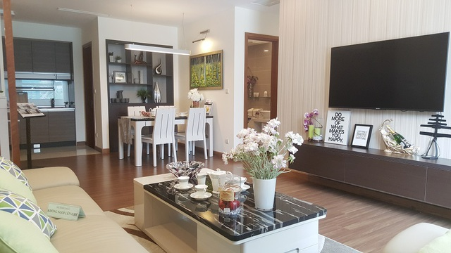 Khách hàng có thể tới tham quan trực tiếp căn hộ mẫu tại số 36 Hoàng Cầu, Đống Đa, Hà Nội.