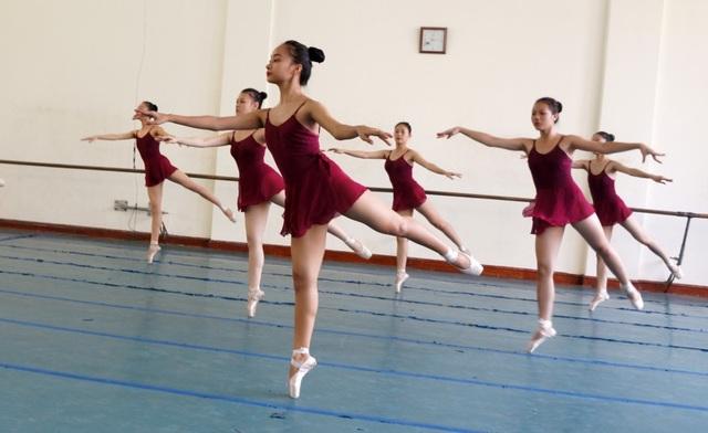 Kỹ thuật mũi cứng được coi là linh hồn của nghệ thuật ballet, giúp diễn viên múa trở nên bay bổng và toát lên được toàn bộ vẻ đẹp hình thể khi múa.