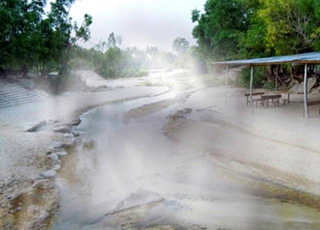 Những suối nước nóng nổi tiếng nhất Việt Nam - 5